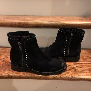 Frye women's boots black sz 7 new